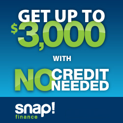 Get Up To $3,000 With No Credit Needed
